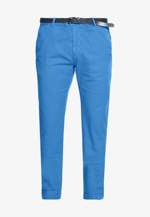 STUART - Pantalones chinos - wave blue