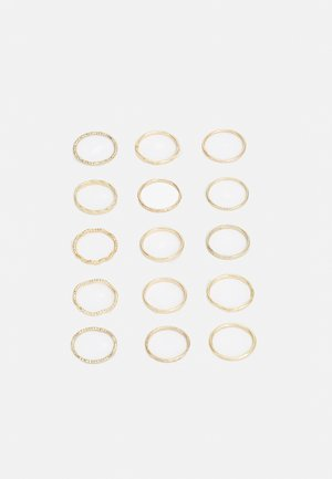15 PACK  - Ring - gold-coloured