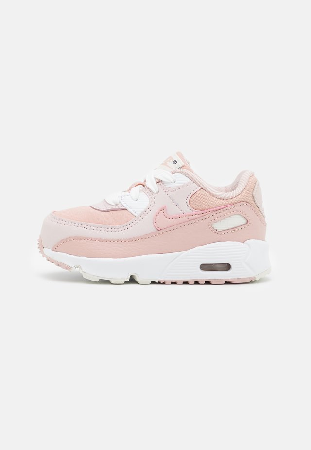 AIR MAX 90 UNISEX - Sneakers basse - pink oxford/summit white/barely rose/white