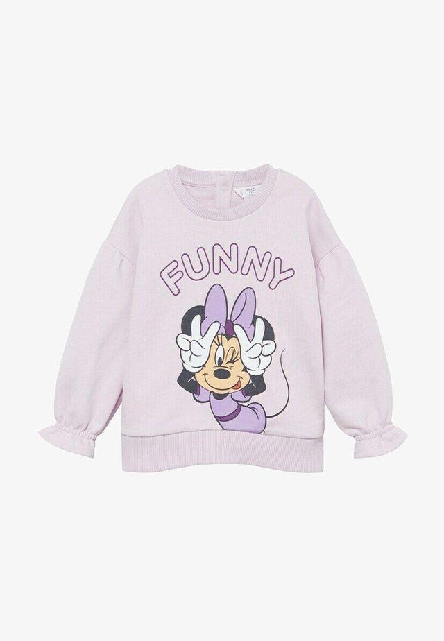 FUNNY - Sweatshirt - lila