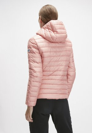 Winter jacket - pink icing