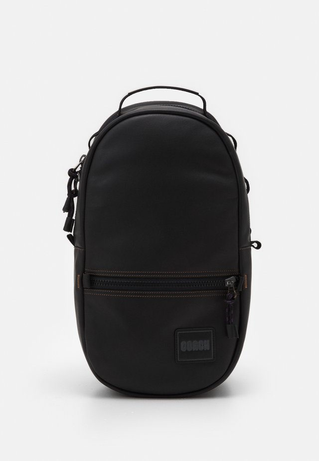 PACER BACKPACK UNISEX - Reppu - black