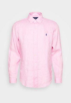 LONG SLEEVE SPORT  - Košile - carmel pink