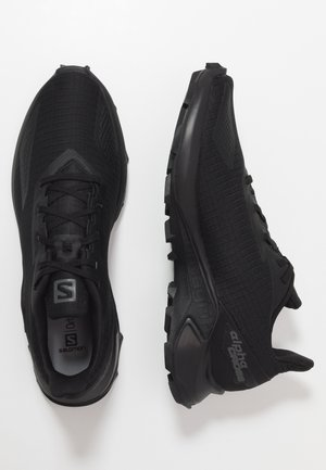 ALPHACROSS BLAST - Laufschuh Trail - black