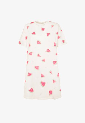 WATERMELON NIGHTDRESS 30274786 - Nightie - white