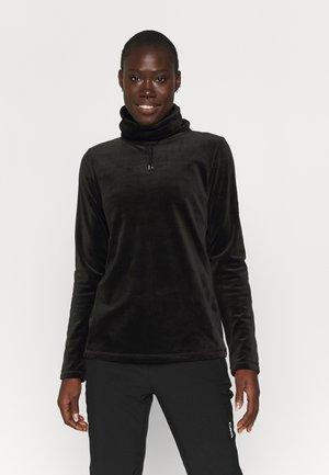CLIME PLUS - Fleece jumper - black out