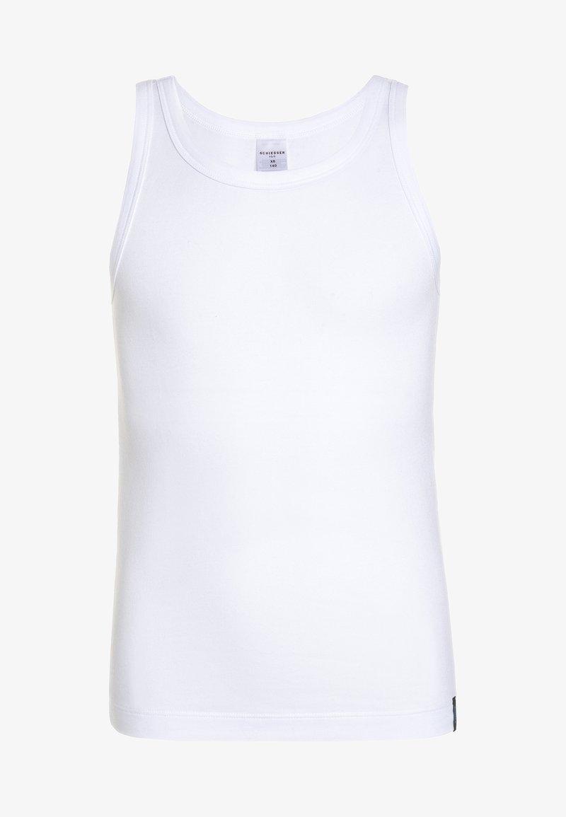 Schiesser - 95/5 - Undershirt - weiß
