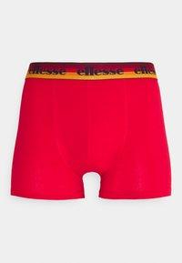 Ellesse - MENS PRINTED 2 PACK - Boxerky - blue/red - 5
