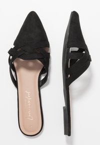 New Look - KISSY - Mules - black - 1