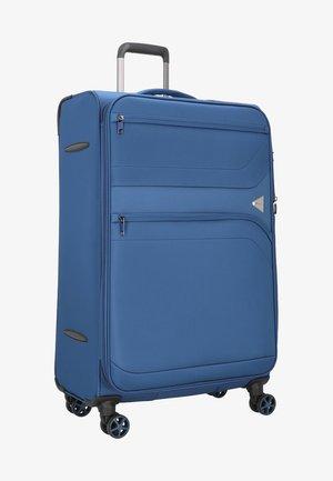 DEVOTION  - Valise à roulettes - blue