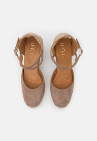 Unisa - CELULA - Platform sandals - funghi - 5