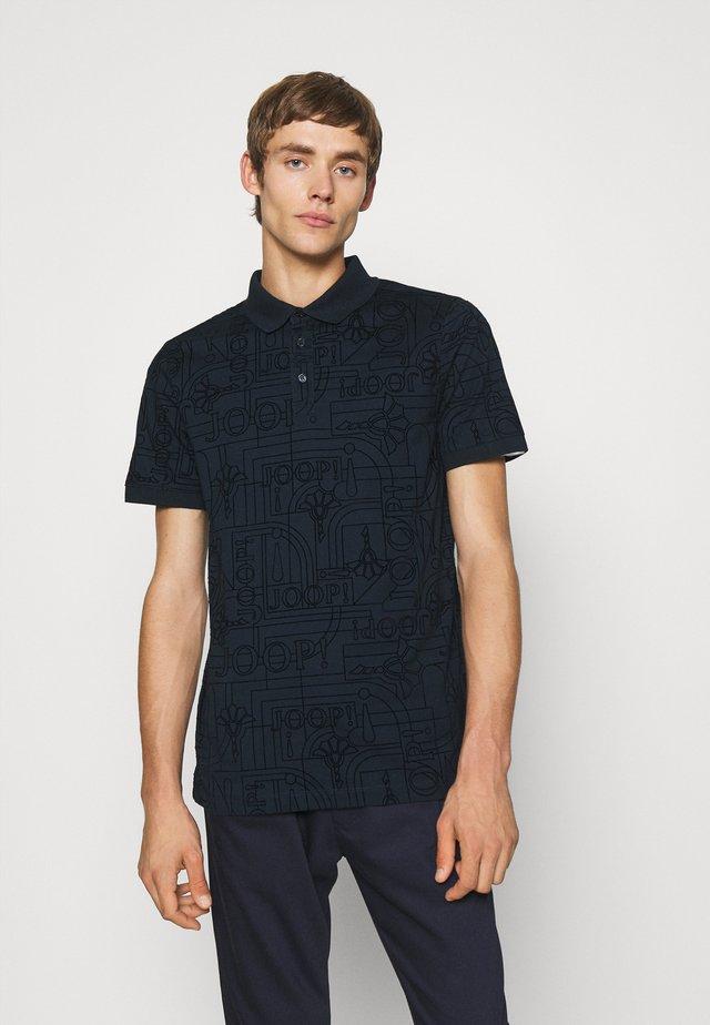 PASCAL - Polo shirt - dark blue