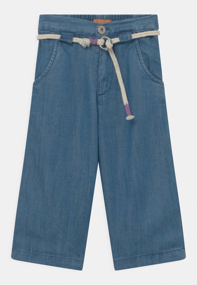 CULOTTE KID - Jeans bootcut - mid blue denim