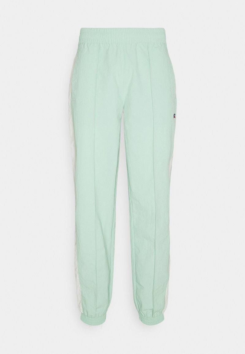 Russell Athletic Eagle R - JULIO - Tracksuit bottoms - lichen