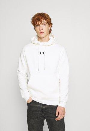 ECO ESSENTIALS HOODIE - Sweater - off white