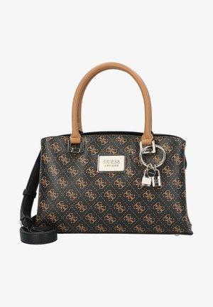TYREN  - Handbag - brown/black