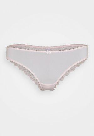 GHISLANE PAR BRAZILIAN HIPSTER BRIEF - Braguitas - light pink