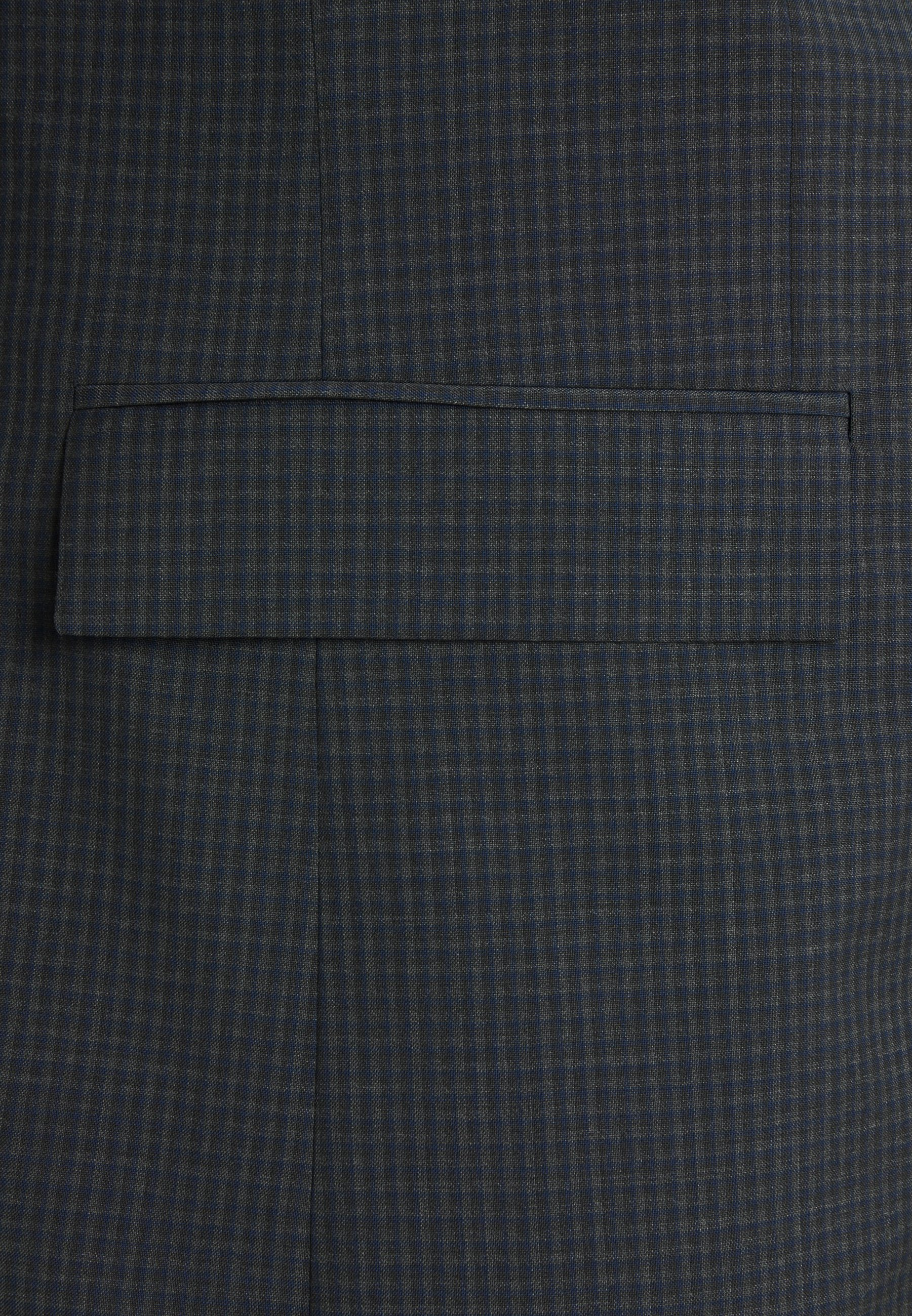 Homme SHADOW GRID EXTRAFINE SUIT - Costume