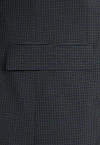 Calvin Klein Tailored - SHADOW GRID EXTRAFINE SUIT - Costume - blue - 3