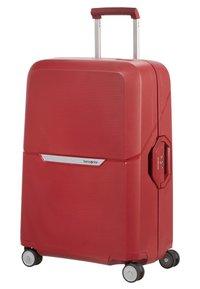 Samsonite - MAGNUM - Wheeled suitcase - rust red - 2