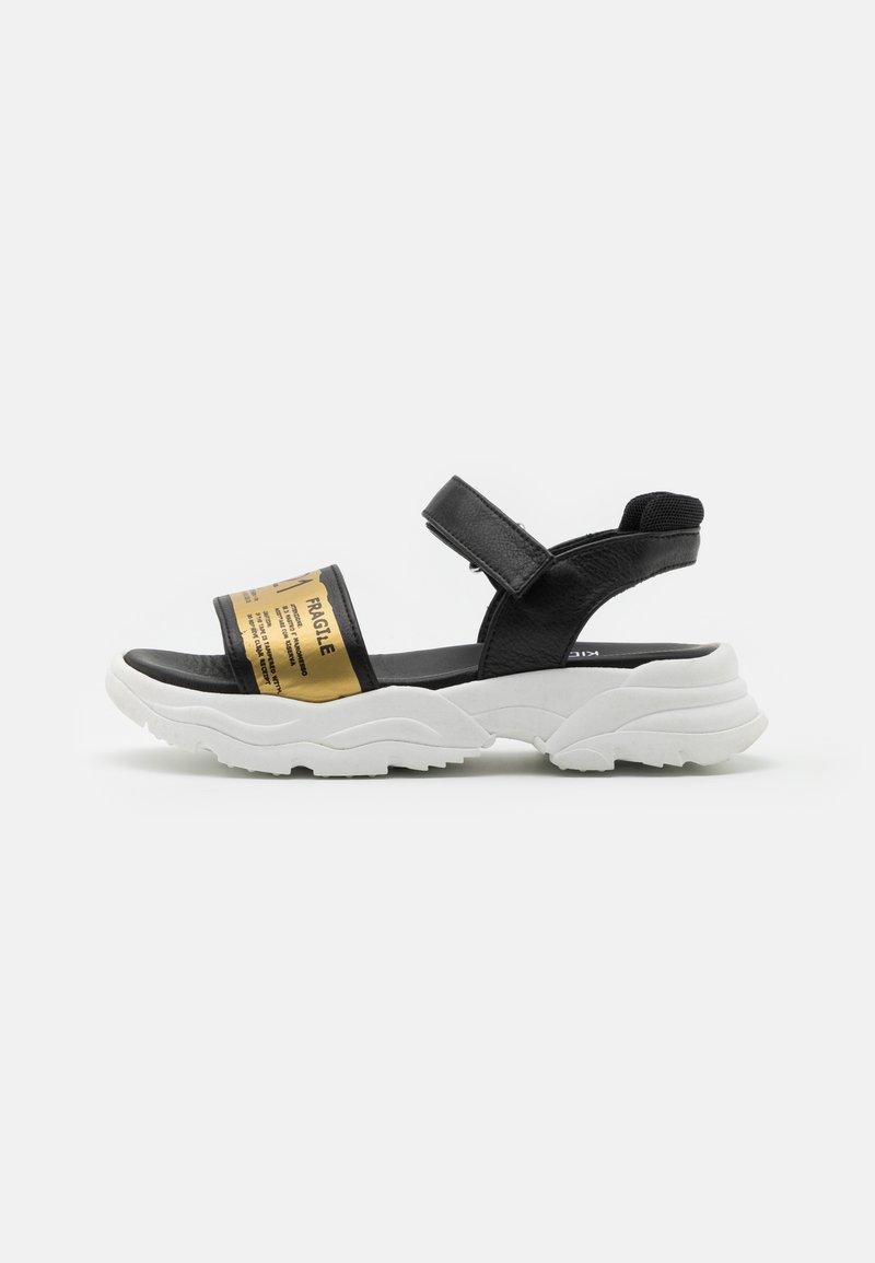 N°21 - Sandals - black