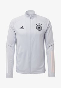 adidas Performance - DEUTSCHLAND DFB TRAINING JACKE - Article de supporter - clear grey - 7