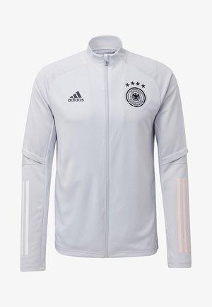 DEUTSCHLAND DFB TRAINING JACKE - Landsholdstrøjer - clear grey