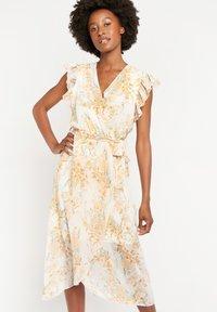 LolaLiza - Day dress - yellow - 0