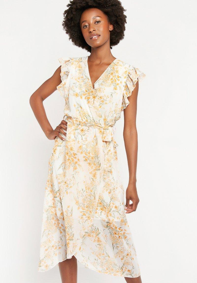 LolaLiza - Day dress - yellow