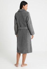 Calvin Klein Underwear - ROBE - Dressing gown - grey - 2