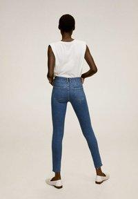Mango - ISA - Jeans Skinny Fit - middenblauw - 2