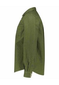 Napapijri - GEL  LANGARM - Shirt - green depths - 1