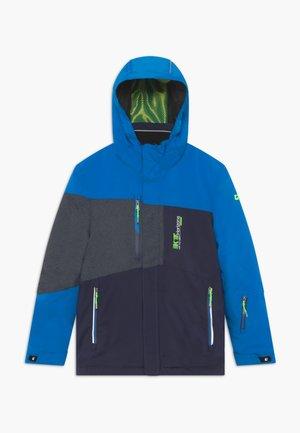 GLENSHEE BYS - Snowboardová bunda - neon blue