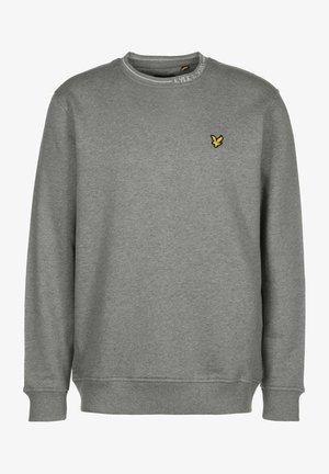 Sweatshirt - mid grey marl