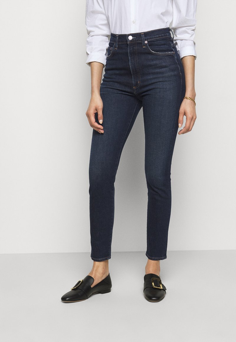 Agolde - Jeans Skinny Fit - ovation (medium indigo)