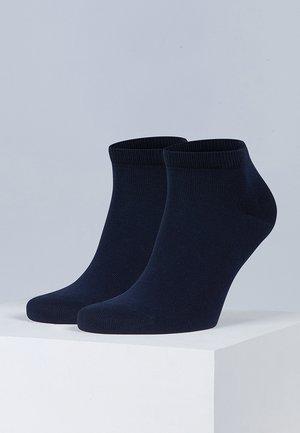 HAPPY 2-PACK SNEAKER - Socks - blue