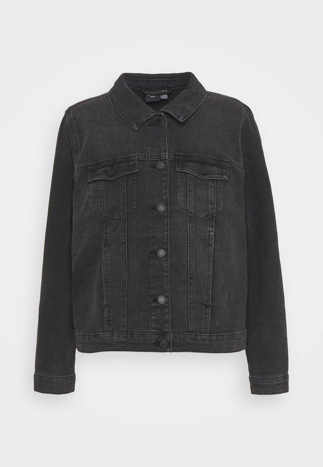 VMFAITH JACKET - Veste en jean - black