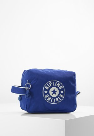 PARAC - Wash bag - laser blue