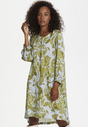 Day dress - green glaze