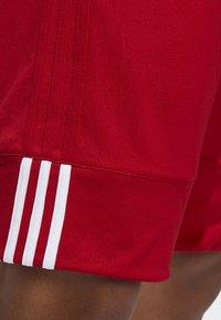 adidas Performance - SPEED REVERSIBLE SHORTS - Urheilushortsit - red - 4