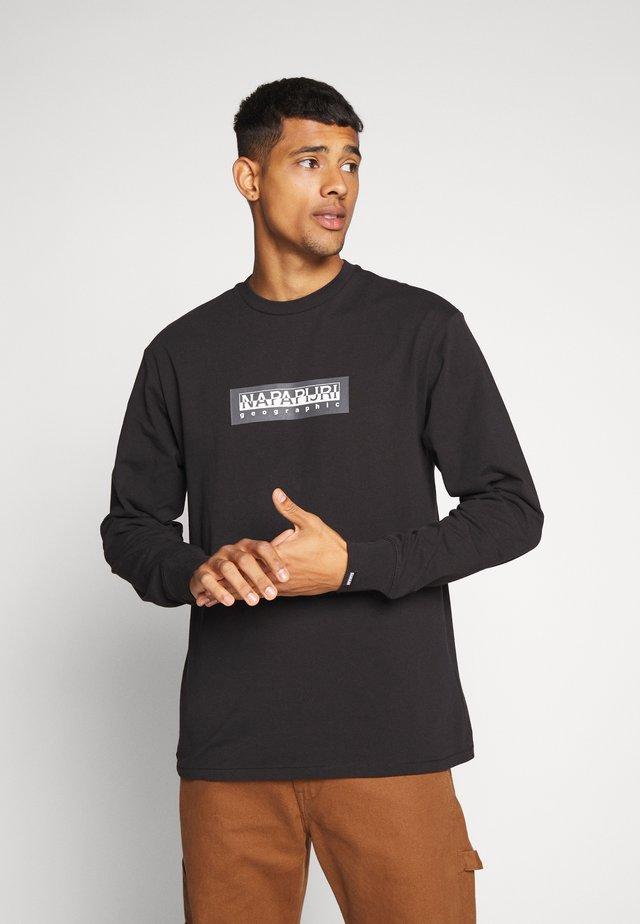 SOX - Maglietta a manica lunga - black