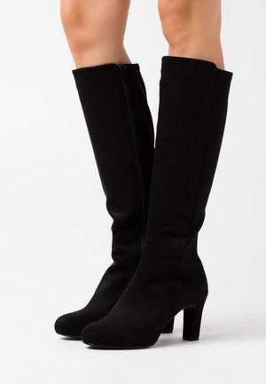 NATALIE - Høje støvler/ Støvler - black