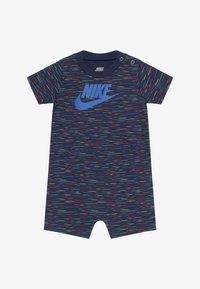 Nike Sportswear - POP ROMPER BABY - Overall / Jumpsuit /Buksedragter - midnight navy - 2
