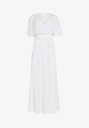 Robe longue - white