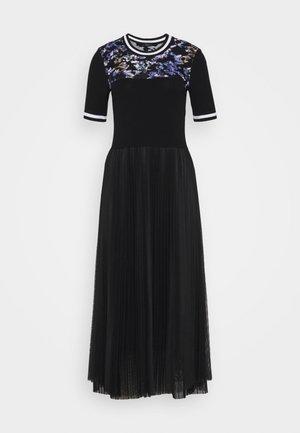 Maxi šaty - gouache