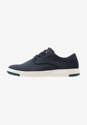 LIGHTWEIGHT LACE UP SHOE - Trainers - blue