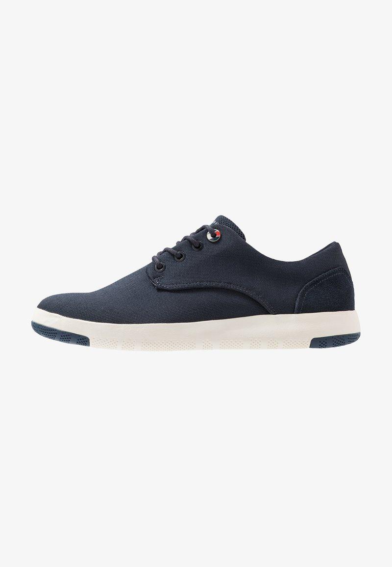 Tommy Hilfiger - LIGHTWEIGHT LACE UP SHOE - Sneakersy niskie - blue