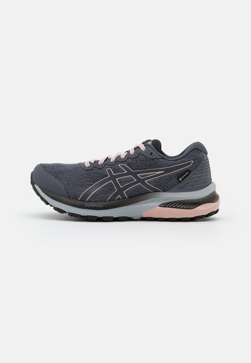 ASICS - GEL-CUMULUS 22 GTX - Nøytrale løpesko - carrier grey/ginger peach