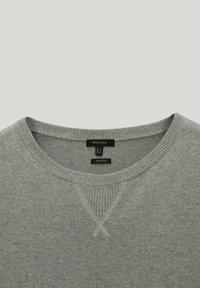 Massimo Dutti - Jumper - light grey - 2