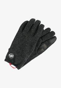 Mammut - PASSION GLOVE - Gloves - black mélange - 2